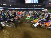 AMA SX Rnd Oakland Start JK