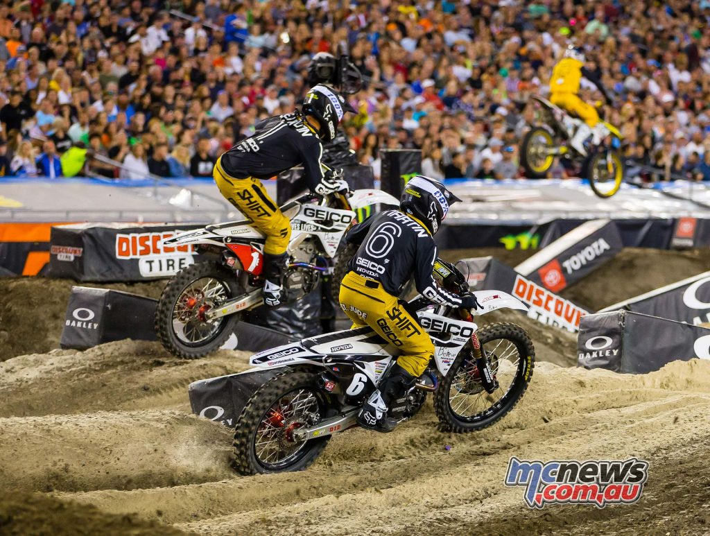 AMA SX Rnd Tampa Sexton Smith Multiple SX TPA Kardy