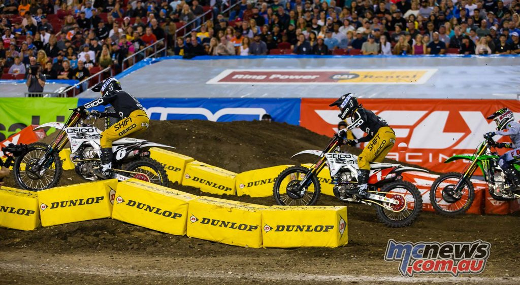AMA SX Rnd Tampa Smith Sexton Multiple SX TPA Kardy