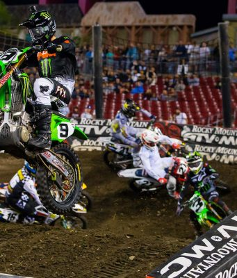 AMA SX Rnd Tampa Starts SX TPA Kardy Cover