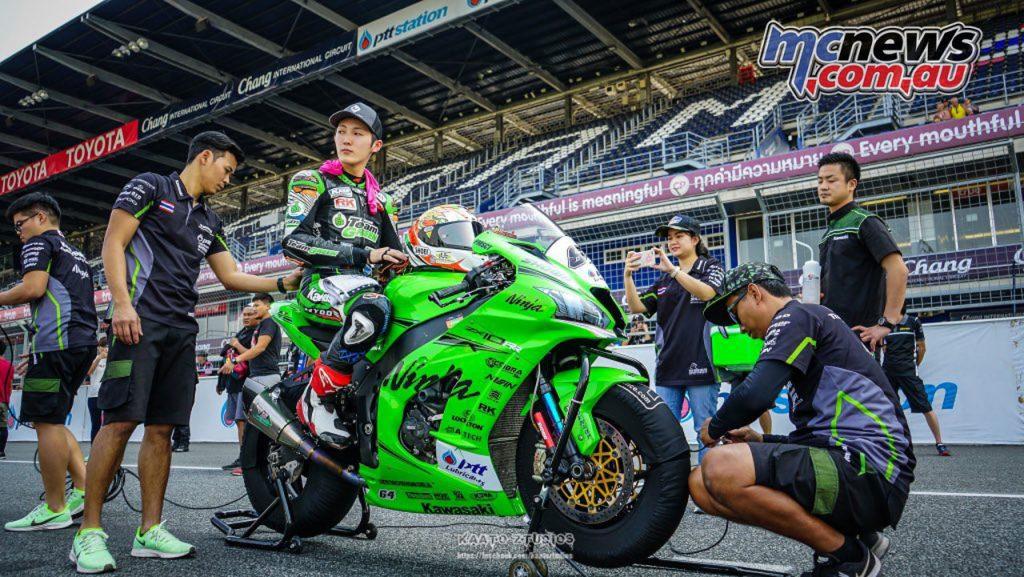 ARRC Superbike Ryusuke Iwato ARRC