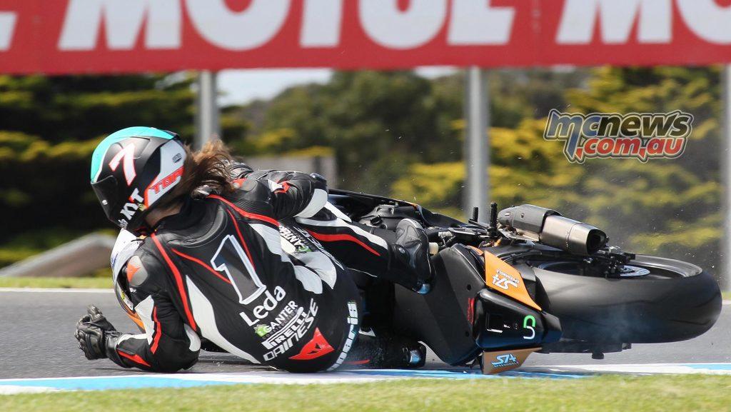 ASBK Supersport QP Toparis ImagebyRobertMurdoch