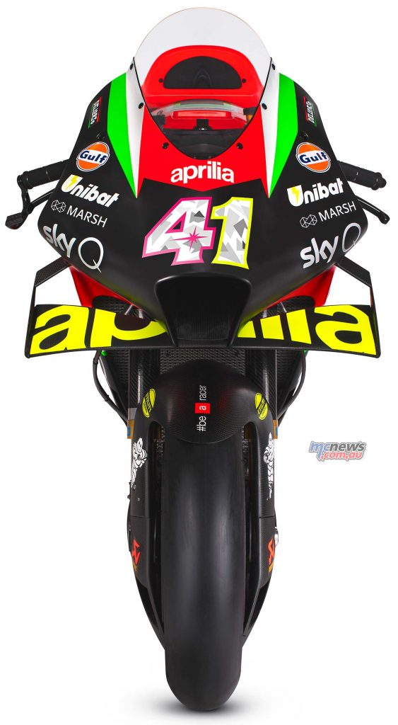 Aprilia officially launch the new RS-GP for 2020 MotoGP ...