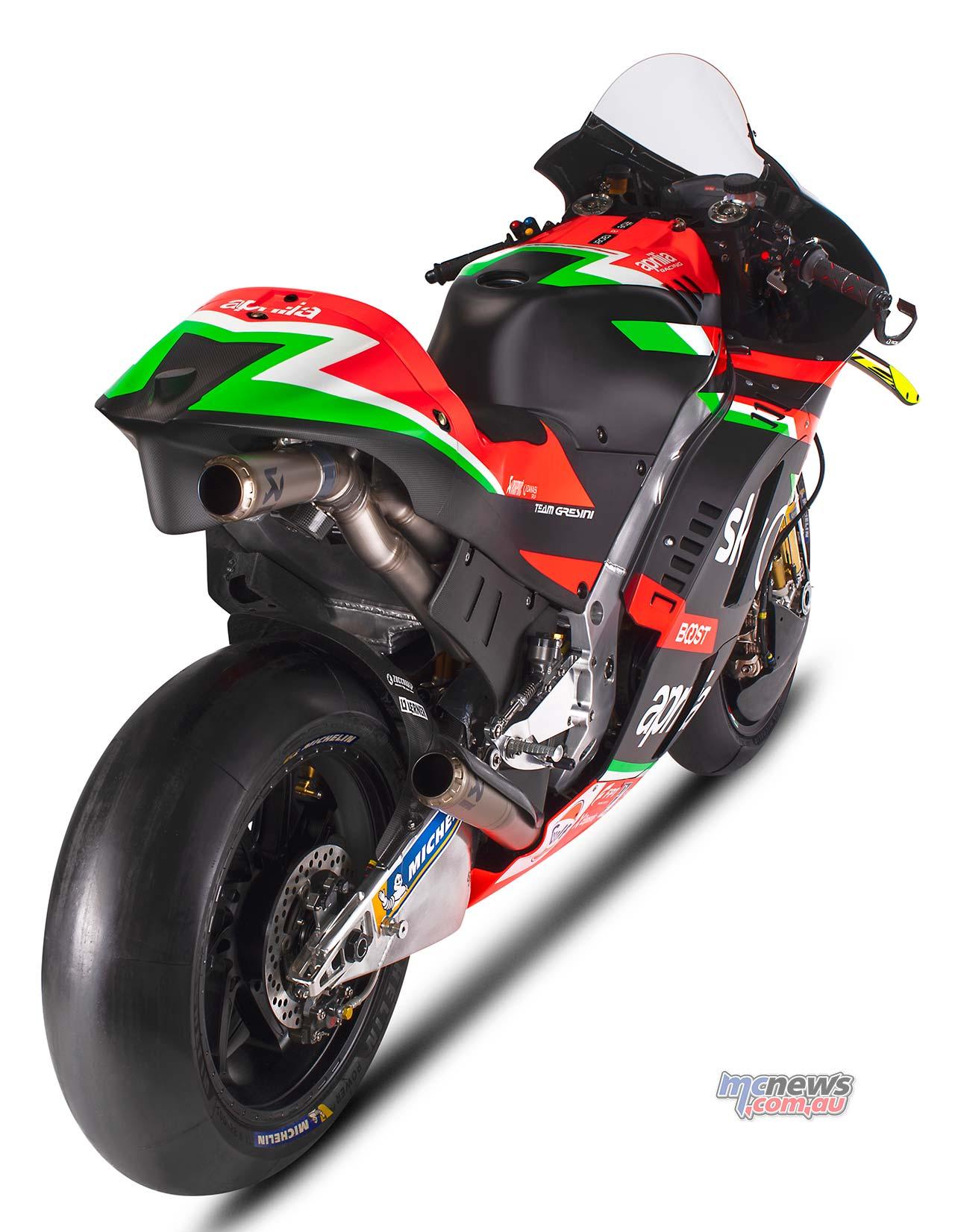 Aprilia RSGP Aprilia RS GP