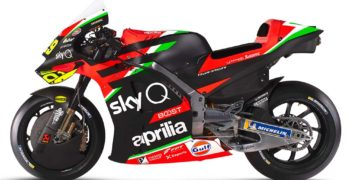 Aprilia RSGP Aprilia RS GP Cover