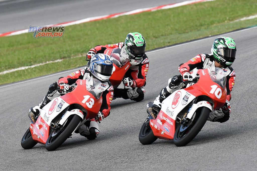 Asia Talent Cup SepangTest Firdaus Azman