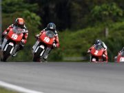 Asia Talent Cup SepangTest Furusato Voight