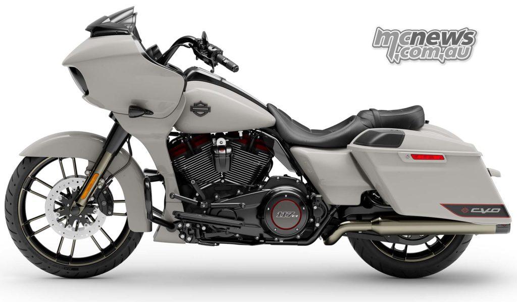 Harley Davidson CVO Road Glide LHS