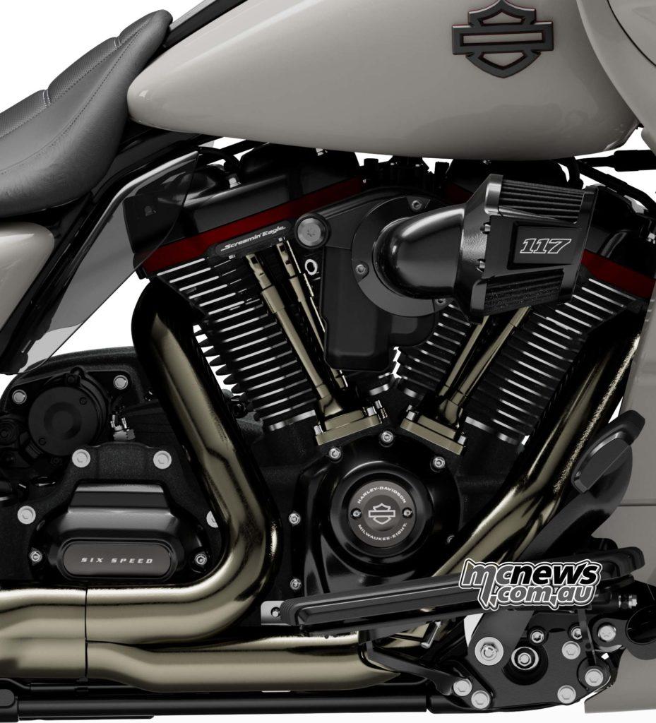 Harley Davidson CVO Road Glide Milwaukee Eight
