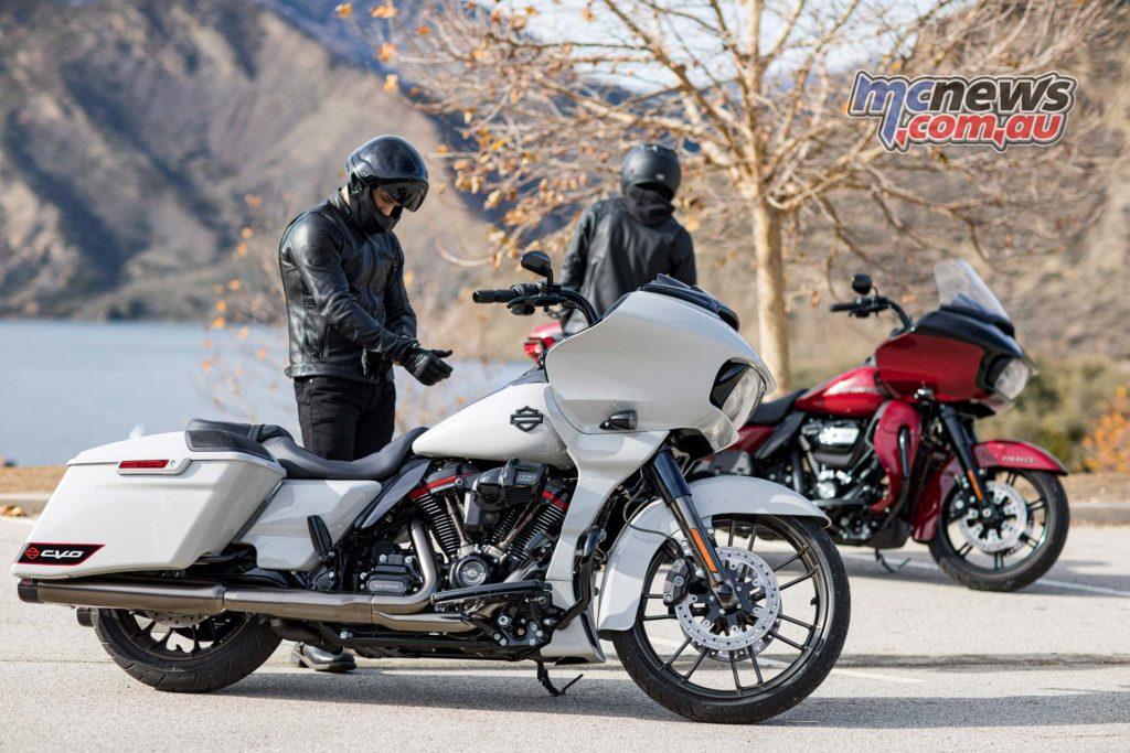 Harley Davidson CVO Road Glide Pair