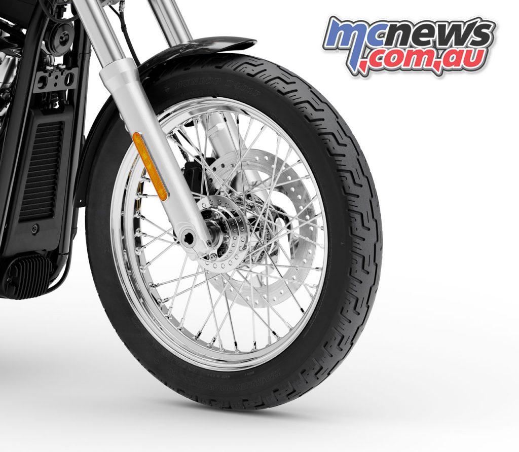 Harley Davidson Softail Standard FXST AF