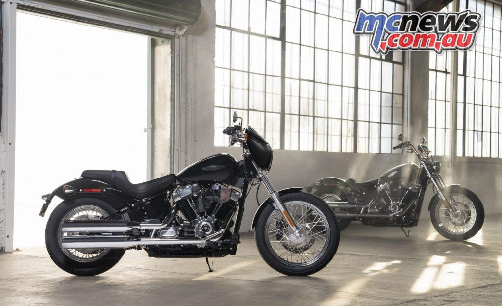 Harley Davidson Softail Standard FXST PA Beauty MAIN