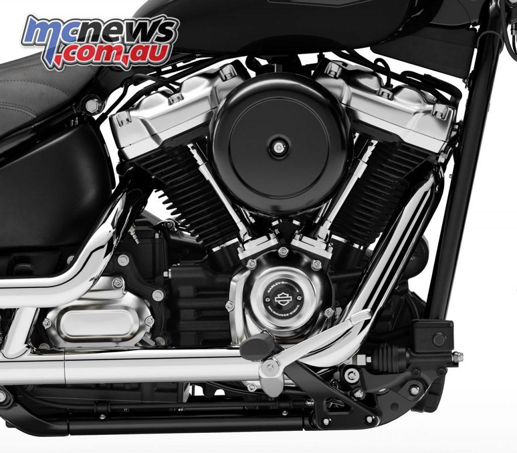 Harley Davidson Softail Standard FXST R INT