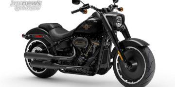 Harley FatBoy Anniversary x
