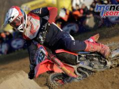 Italian Motocross Rnd Mantova Mitchell Evans Cover