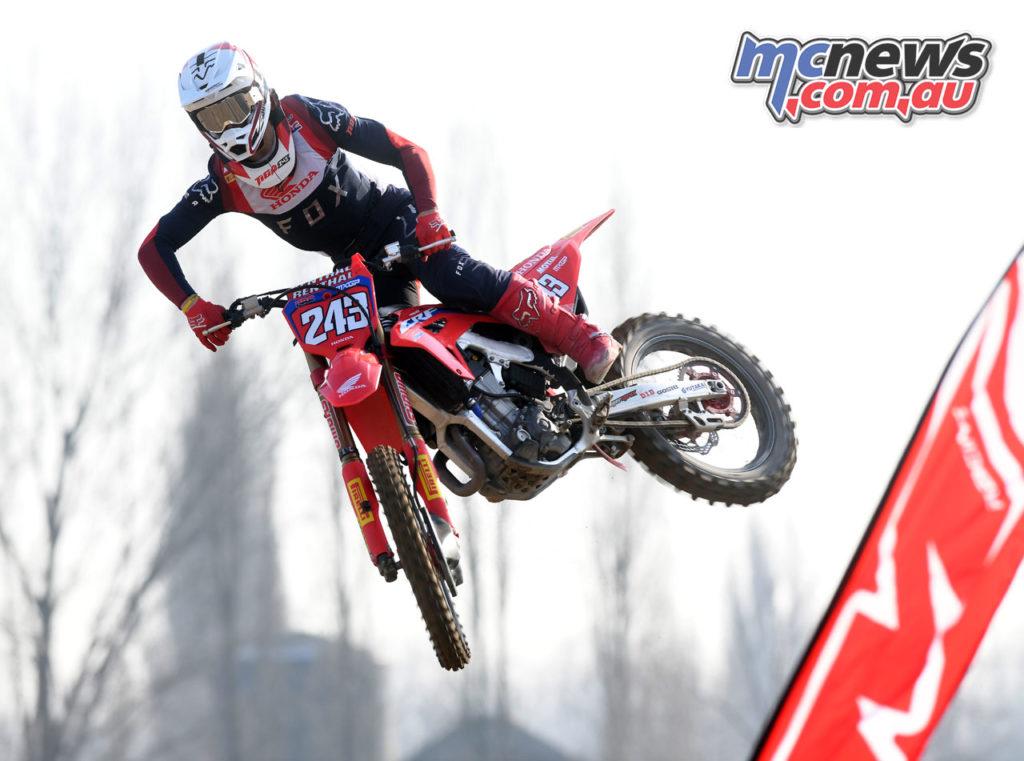 Italian Motocross Rnd Mantova Tim Gajser