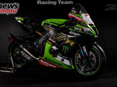 KRT Kawasaki Racing Team WSBK Reveal ZX R Rea cover
