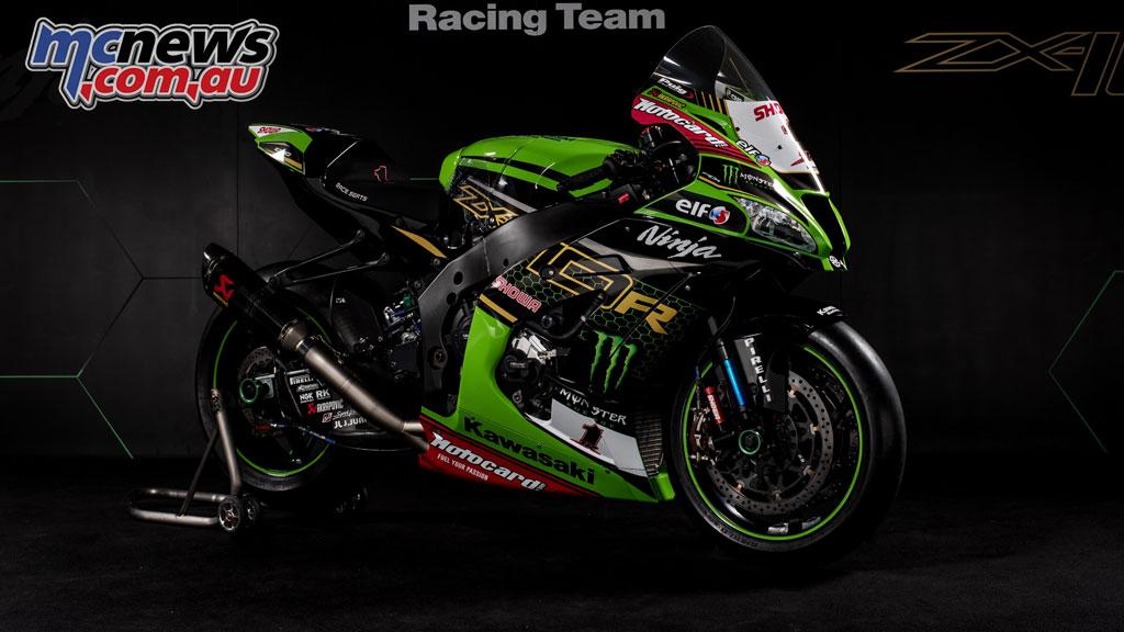 KRT Kawasaki Racing Team WSBK Reveal ZX R Rea cover