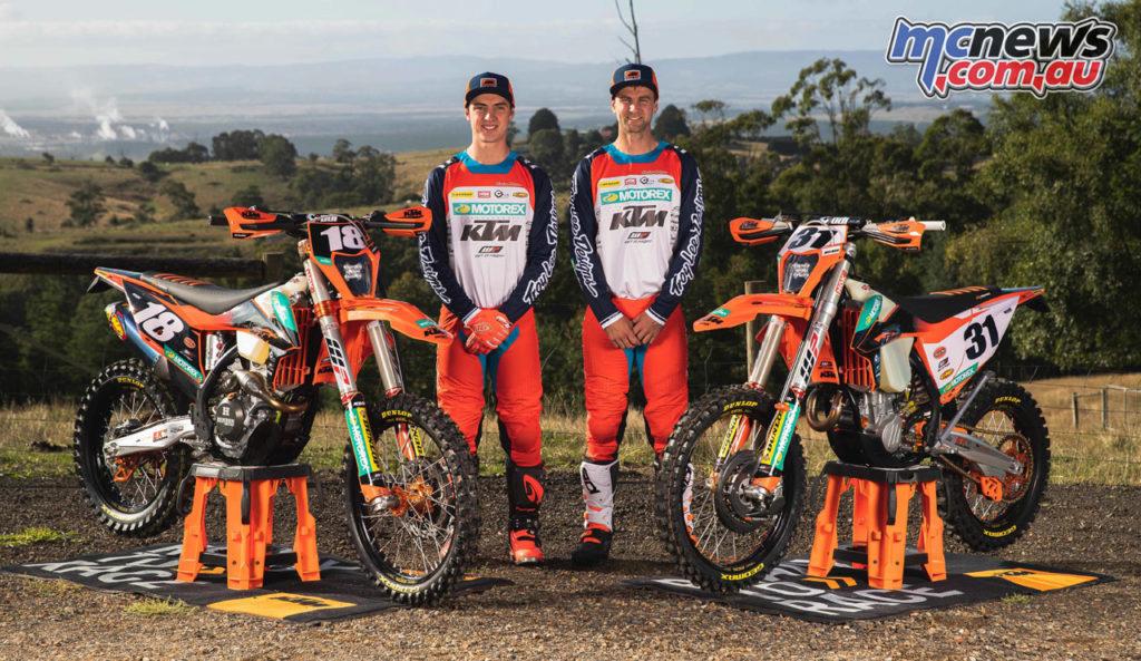 KTM Enduro Racing Team