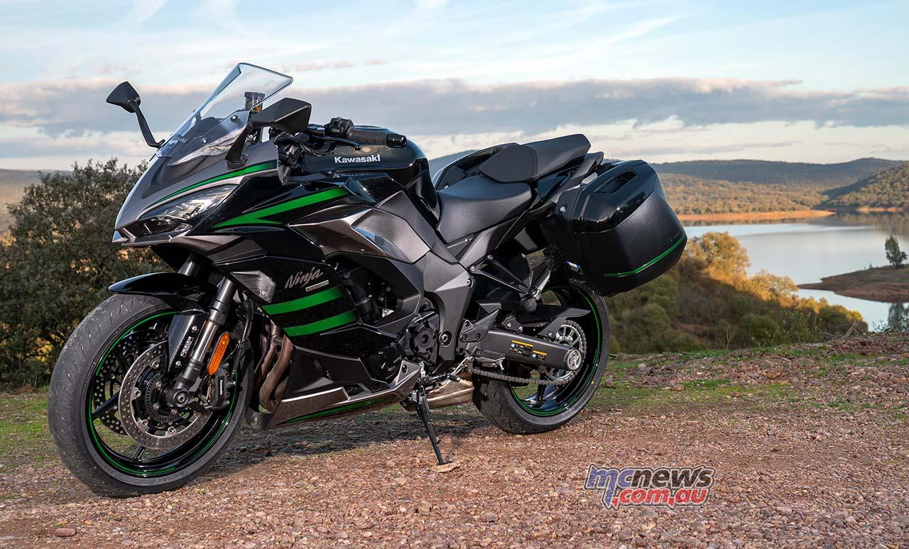 Kawasaki Ninja SX