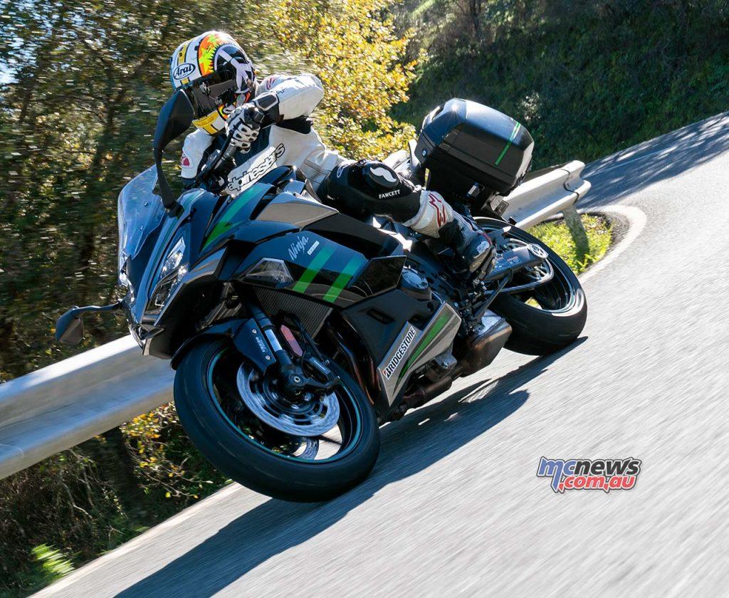 Kawasaki Ninja SX Adam