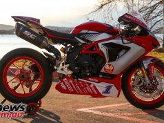 MV Agusta Reparto Corse MV Moto