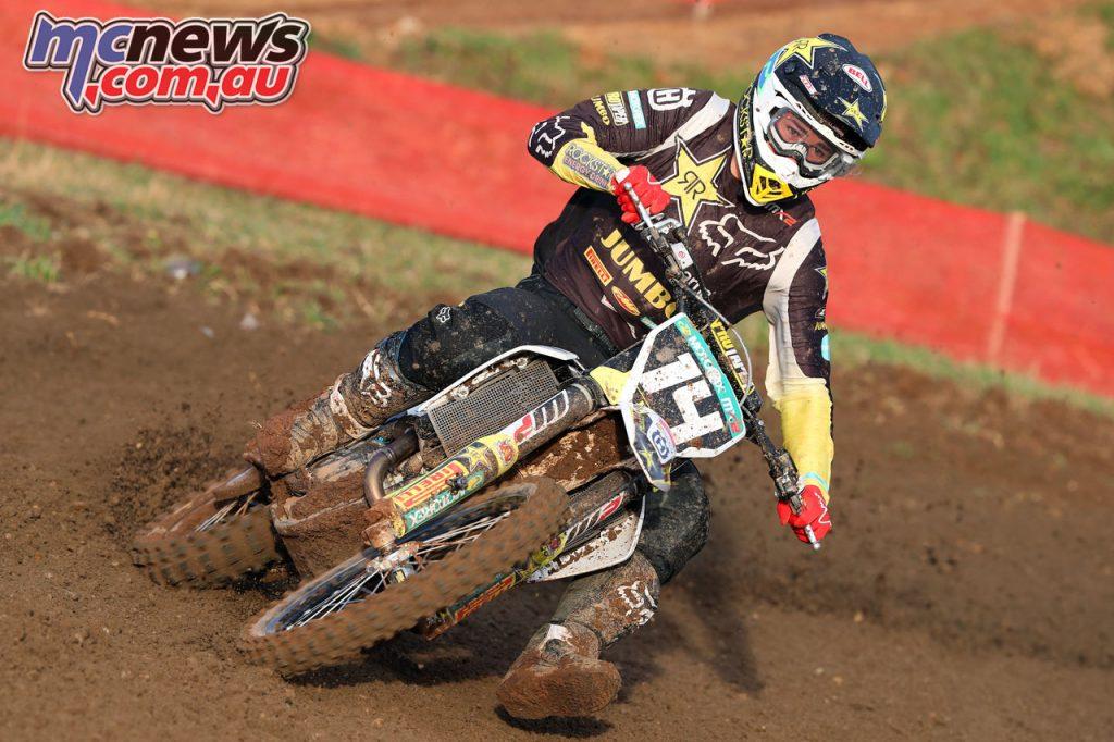 Mastercross Lacapelle Marival Jed Beaton