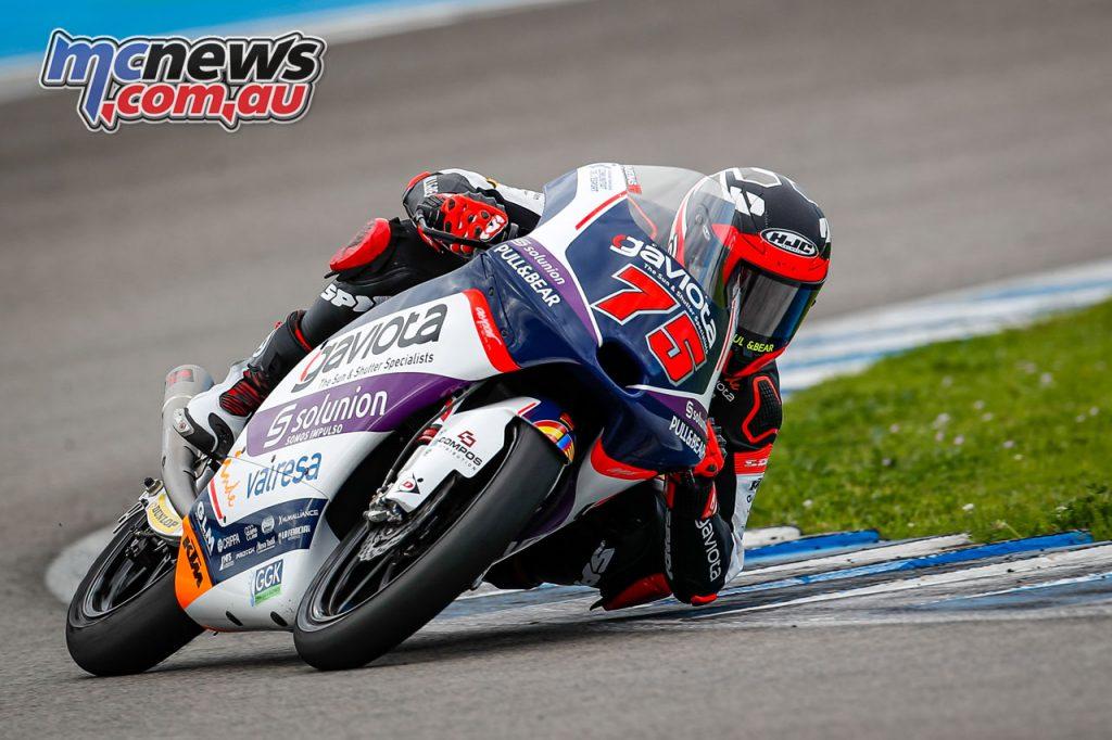 MotoGP Jerez Test D Albert Arenas Moto