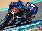 MotoGP Jerez Test D Marco Bezzecchi