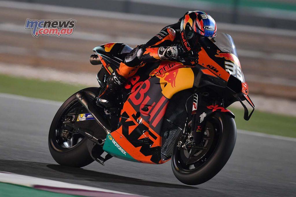 MotoGP QatarTest Day Binder