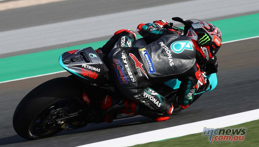 MotoGP QatarTest Day Quartararo