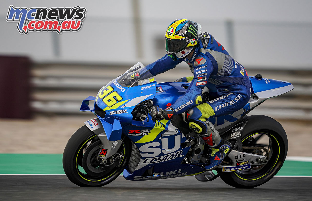 Joan Mir Talks About Getting Back On The Bikes And Returning To Racing Motorcycle News Sport And Reviews