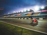 MotoGP QatarTest Day Marc Marquez Cover