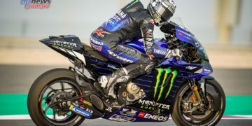 MotoGP QatarTest Day Vinales