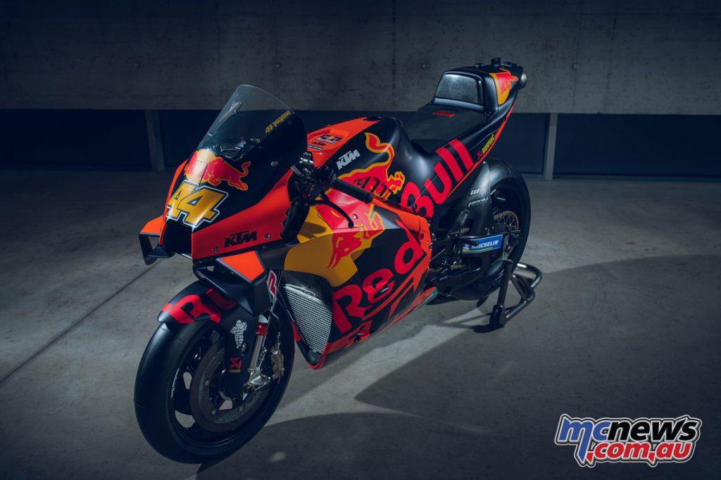 MotoGP Red Bull KTM Factory Racing Pol Espargaro MotoGP Static