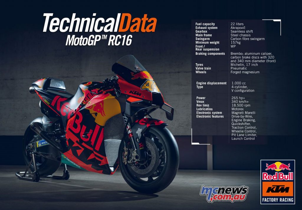 MotoGP Red Bull KTM Factory Racing RCs
