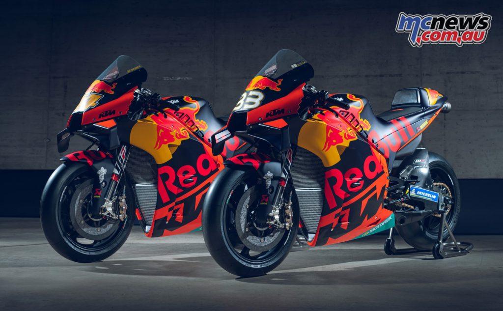 MotoGP Red Bull KTM Factory Racing Static