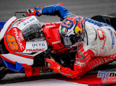 MotoGP Sepang Test Day Jack Miller