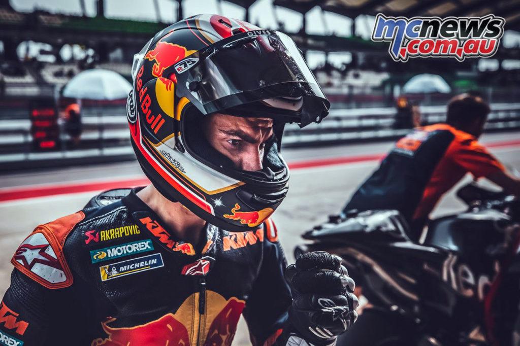 MotoGP Sepang Test Day Dani Pedrosa KTM MotoGP Malaysia IRTA Test