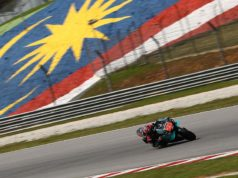 MotoGP Sepang Test Quartararo