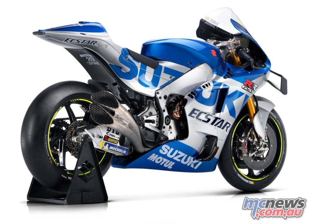 MotoGP Suzuki GSX RR