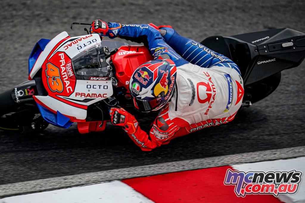 MotoGP Test Sepang Day Jack Miller