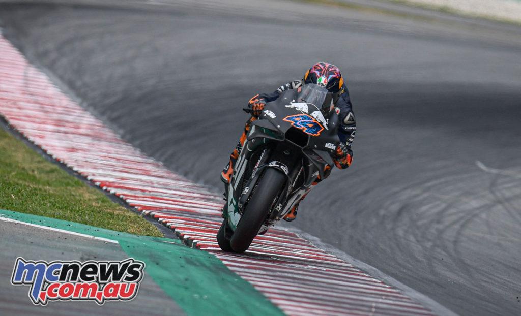 MotoGP Test Sepang Day Pol Espargaro