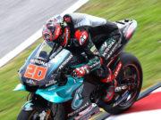 MotoGP Test Sepang Day Quartararo