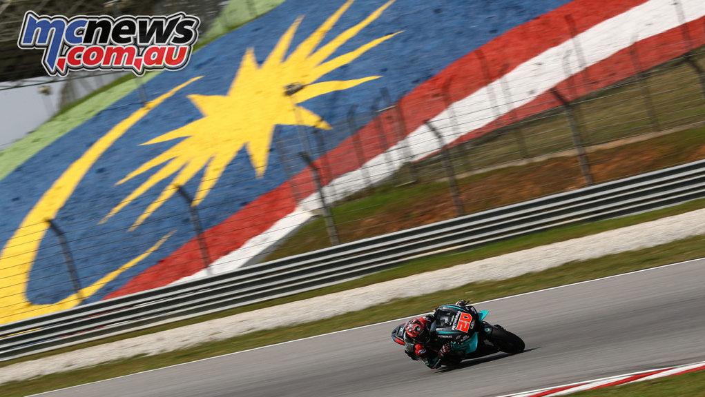 MotoGP Test Sepang Day Quartararo Cover