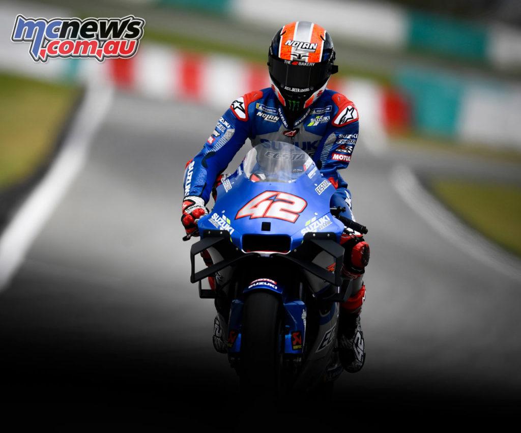 MotoGP Test Sepang Day Rins