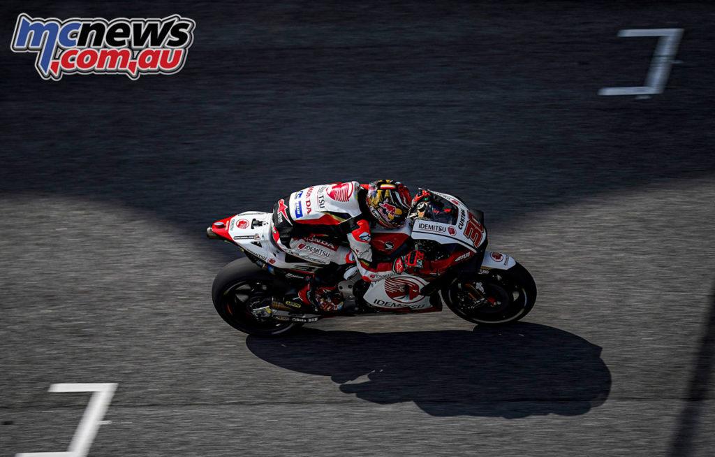 MotoGP Test Sepang Day Takaaki Nakagami A
