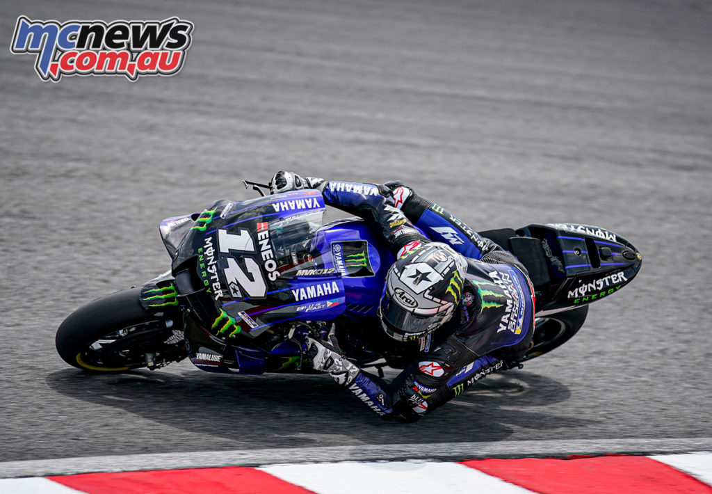 MotoGP Test Sepang Day Vinales