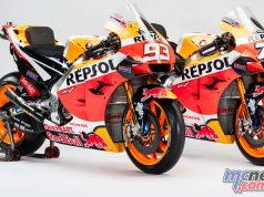 Repsol Honda Marquez