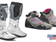 Sidi Meta X Lei Womens Motorcycle Boots